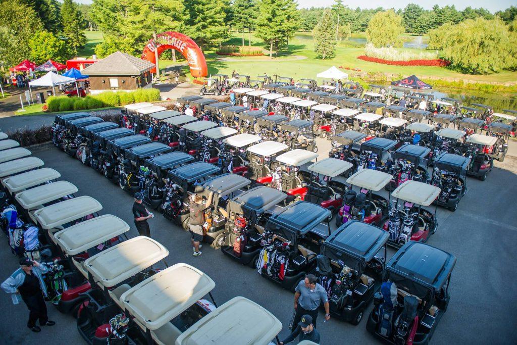 Tournoi de golf annuel de la Fondation - édition 2019