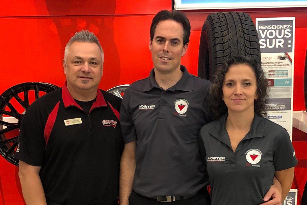 Tournoi de golf des directeurs des magasins Canadian Tire du Québec – édition 2019